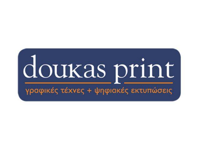 Δούκας Print