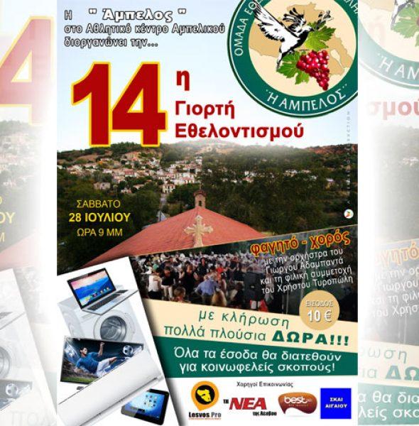 14η Γιορτή Εθελοντισμού