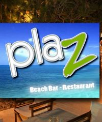 Plaz Beach Bar Restaurant