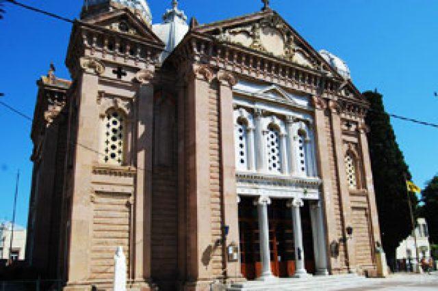 Ιερός Ναός Αγίου Θεράποντος Μυτιλήνης